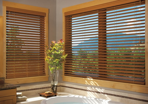 Wooden Blind Cleaning